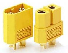 XT60 battery connectors