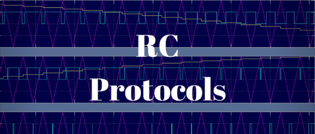 rc quadcopter protocols