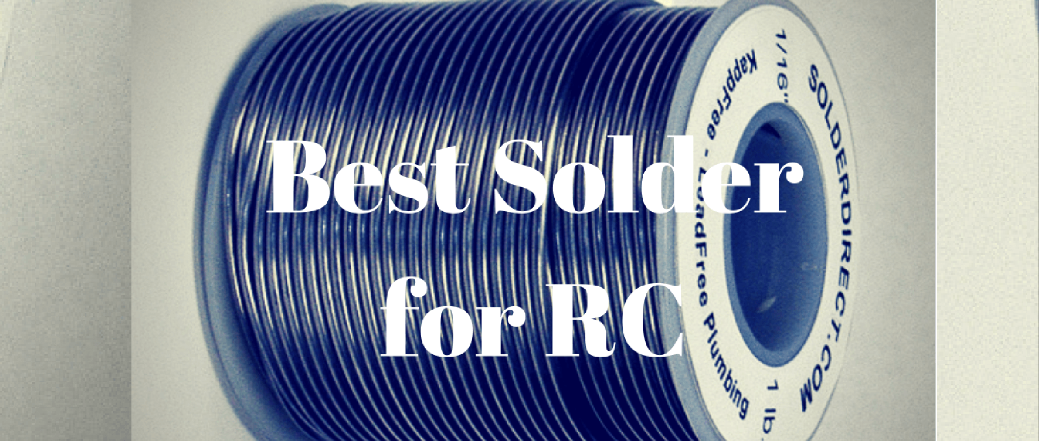 The Best Solder to Use for RC Electronics • LearningRC