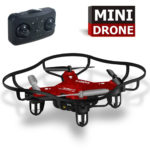 luxon quadcopter drone