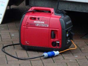 portable generator for lipos